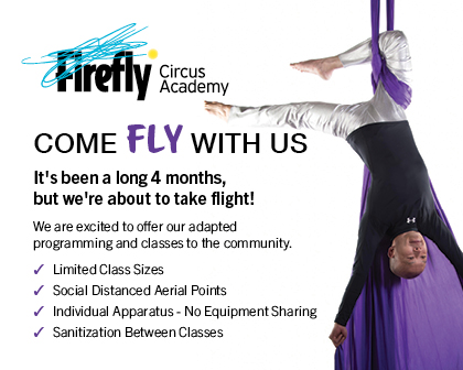 Firefly Academy Poster - Come Fly With Us