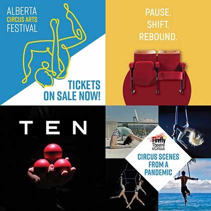 Alberta Circus Arts Festival Show Info